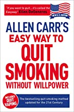 Allen Carr's Easy Way to Quit Smoking Without Willpower – Includes Quit Vaping: The Best-selling Quit Smoking Method Updated for the 2020s (Allen Carr's Easyway Book 1) PDF
