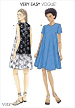 Best a line dress pattern Reviews