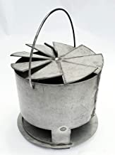 Hunsaker Smokers Vortex Charcoal Basket