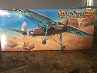 Fieseler Storch 1943 Model Aircraft Kit 1/72