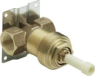 moen volume control valve