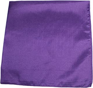 Qratfsy 100% Polyester Breathable Sheer Stylish Bandana