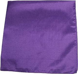 Solid Colors 100% Cotton Bandana