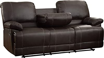 Amazon Com Rivet Sloane Mid Century Tufted Modern Sofa