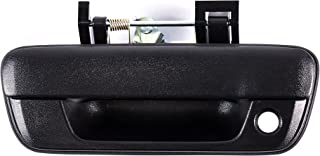 Replacement Rear Textured Tailgate Handle for Chevrolet Colorado, GMC Canyon, Isuzu Truck GM1915118 (2004, 2006, 2007, 2008, 2009, 2010, 2011, 2012) - Parts Link # GM1915118