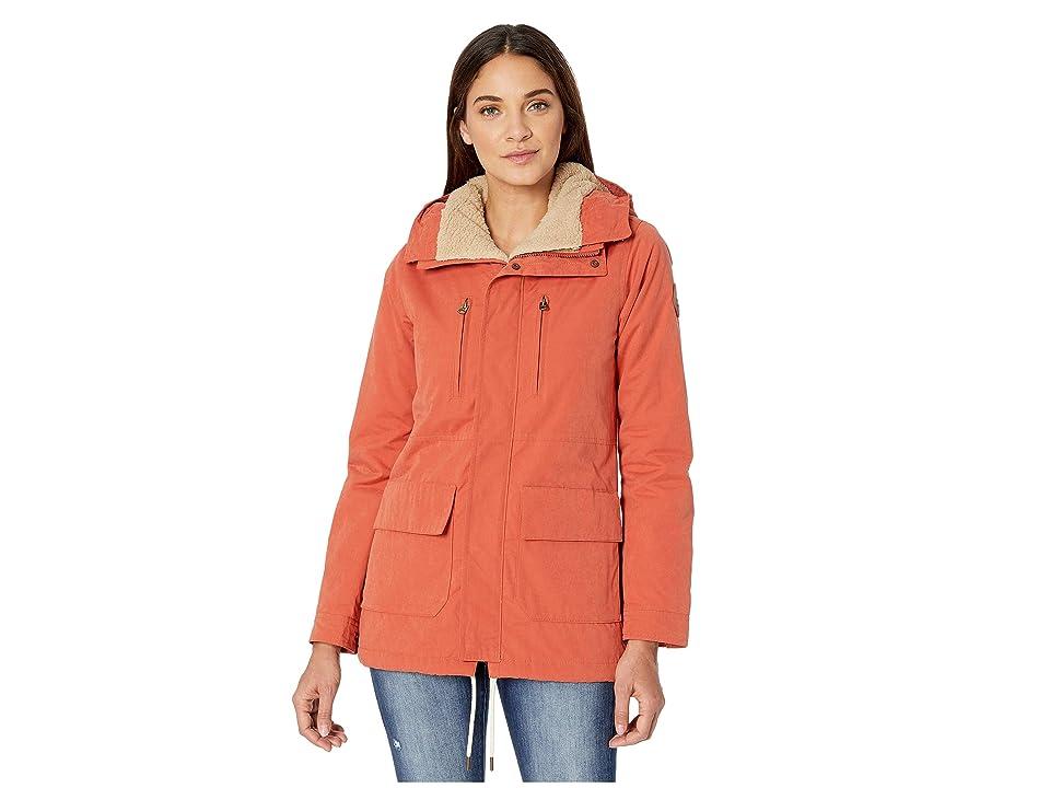 Burton Albury Parka Jacket (Hot Sauce) Women
