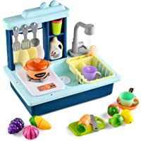 Deals on Toy Chois Play Sink with Running Water