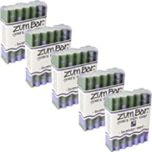 product image for Indigo Wild: Zum Bar Goat's Milk Soap, Lavender & Mint 3 oz (5 pack)