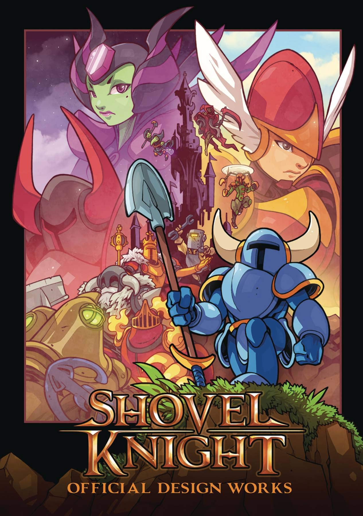 Image OfShovel Knight: Official Design Works