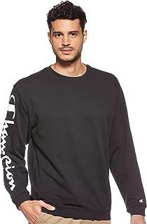 Champion Mens 213180 KK001NBK Sweatshirt 213180 KK001NBK