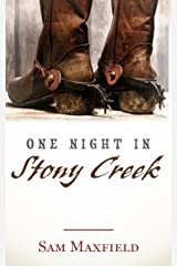 One Night in Stony Creek: Short Story Kindle Edition