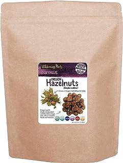 Wilderness Poets Hazelnuts - Organic & Raw - Bulk - 5 lb