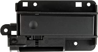 IAMAUTO 77532 Upper Compartment Glove Box Latch Handle Black for 2008 2009 2010 2011 2012 2013 Silverado and Sierra