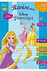 Révise avec les Princesses Du CP au CE1 - Cahier de vacances Broché