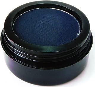 navy eyeshadow
