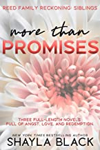 More Than Promises (Reed Family Reckoning: Siblings 1-3)