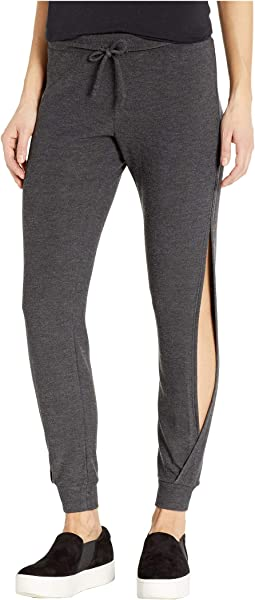 Cozy Knit Open Vent Jogger