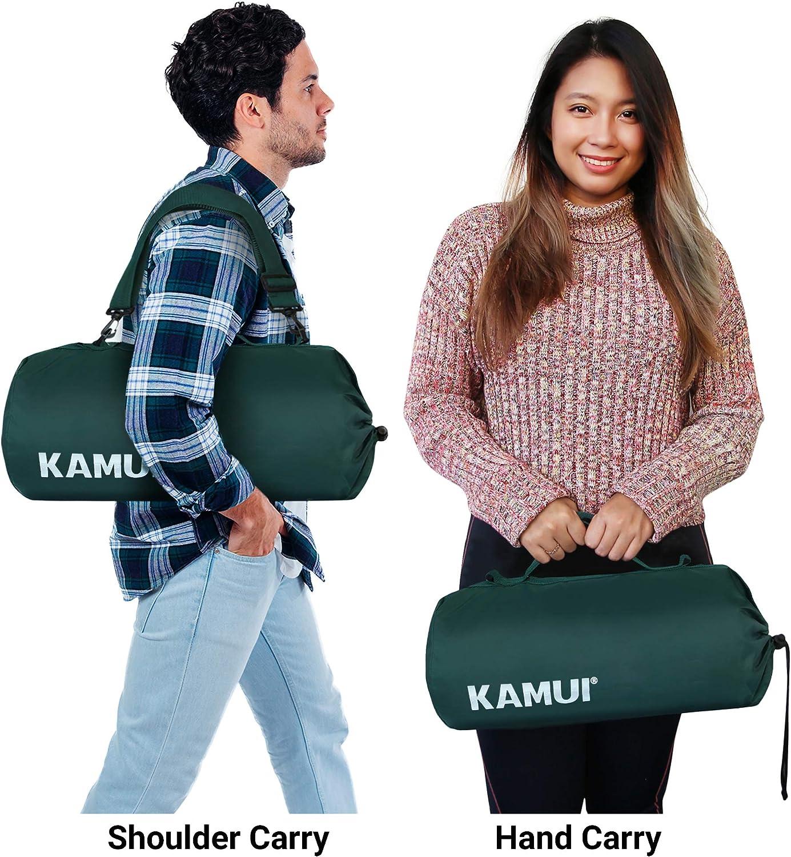 KAMUI blanket carry bag