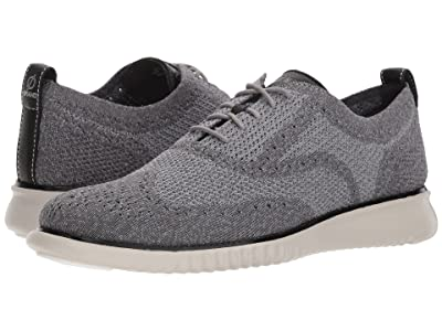 Cole Haan 2.Zerogrand Stitchlite Oxford (Magnet/Ironstone/Vapor Grey) Men