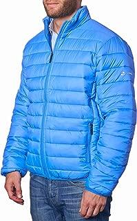 Niko Mens Down Alternative Jacket Puffer Coat Packable Warm Insulation & Lightweight