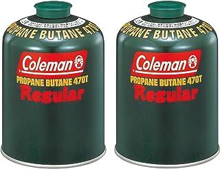 コールマン  純正LPガス燃料470g 2個組