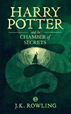 Cover image of Harry Potter and the Chamber of Secrets by J.K. Rowling