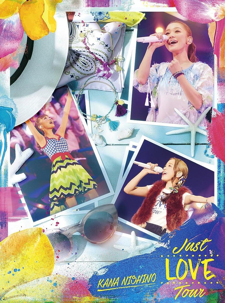 前任者ポーン優先権Just LOVE Tour(初回生産限定盤) [Blu-ray]