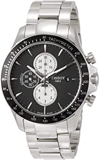 V8 Black Dial Men's Chronograph Automatic Watch T106.427.11.051.00