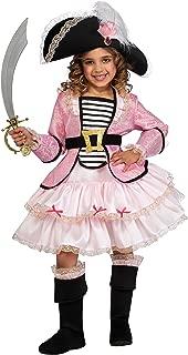 Pirate Princess Costume, Medium
