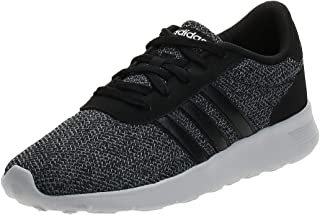 adidas LITE RACER Men's Running Shoes, Core Black/ Grey Four (9.5 US)