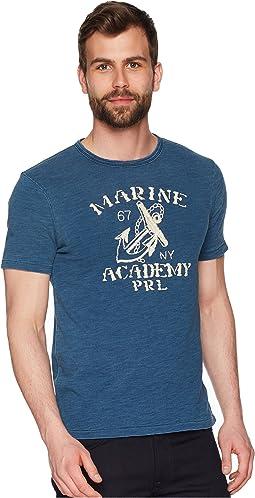 Polo Ralph Lauren 20S/1 Uneven Jersey Short Sleeve T-Shirt