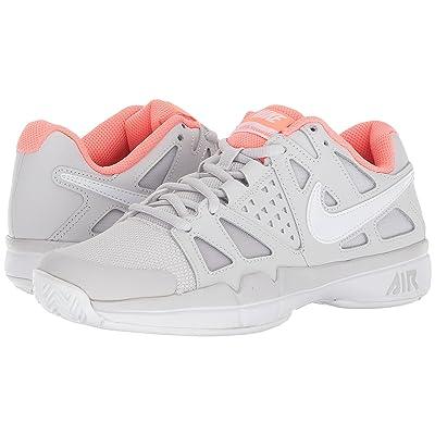 Nike Air Vapor Advantage (Vast Grey/White/Lava Glow) Women