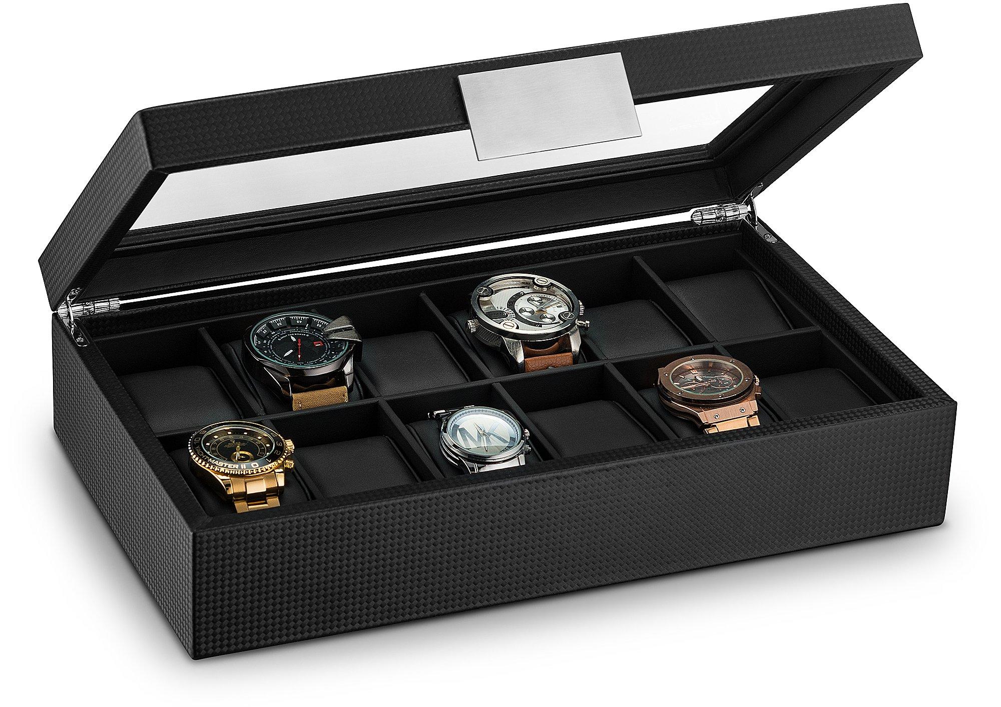 Glenor Co Watch Box Men