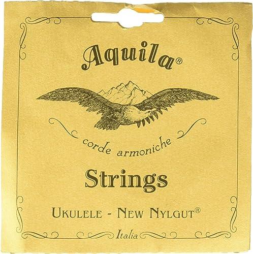 Aquila 4U Cordes pour ukulélé Regular GCEA Beige