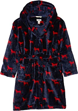 Red Labs Fleece Robe (Toddler/Little Kids/Big Kids)