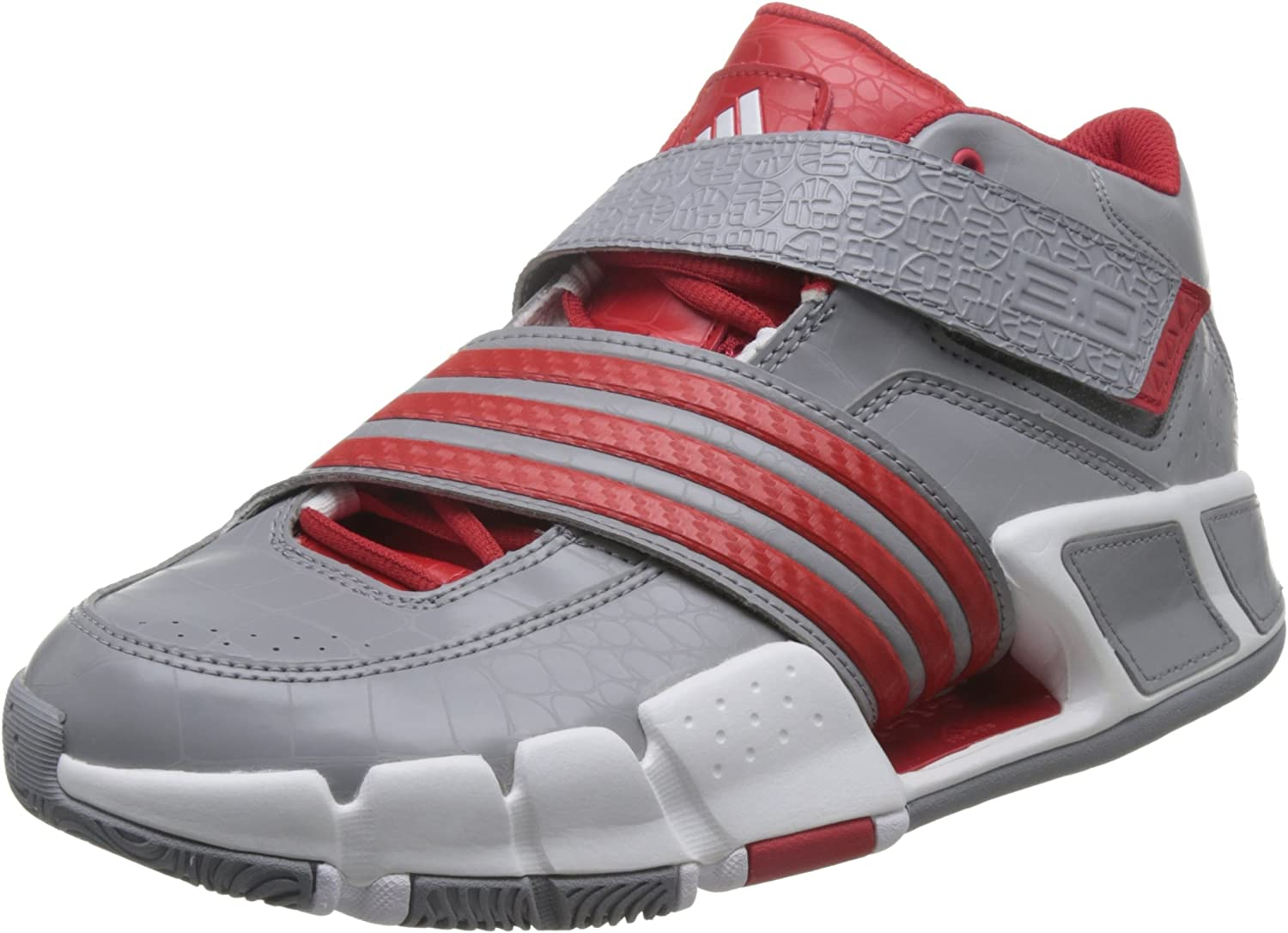 adidas Chaussure Basketball Pilrahna III 2 Couleurs D69561. Taille ...