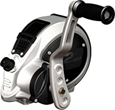 Fulton FW32000101 F2 Two-Speed Trailer Winch with Strap - 3200 lb. Load Capacity - Silver And Black - one size