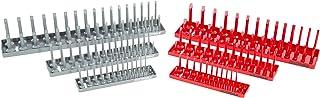 OEMTOOLS 22413 6-Piece Socket Tray Set | Metric & SAE Deep & Shallow Socket..