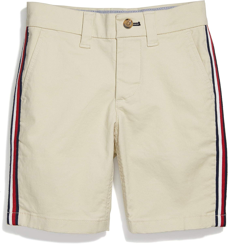Tommy Hilfiger Boys' Adaptive Shorts with Velcro Closure