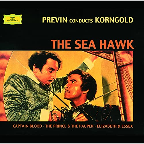Korngold: Suites From Film Scores