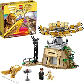 LEGO76157SuperHeroesWonderWomanvsCheetahJuguetedeConstrucción