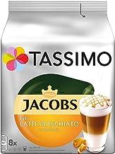 Tassimo Jacobs Latte Macchiato caramel, 5er Pack (5 x 268 g)