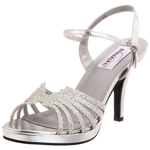 0f4d5abdceda Dyeables Women s Leah Platform Sandal
