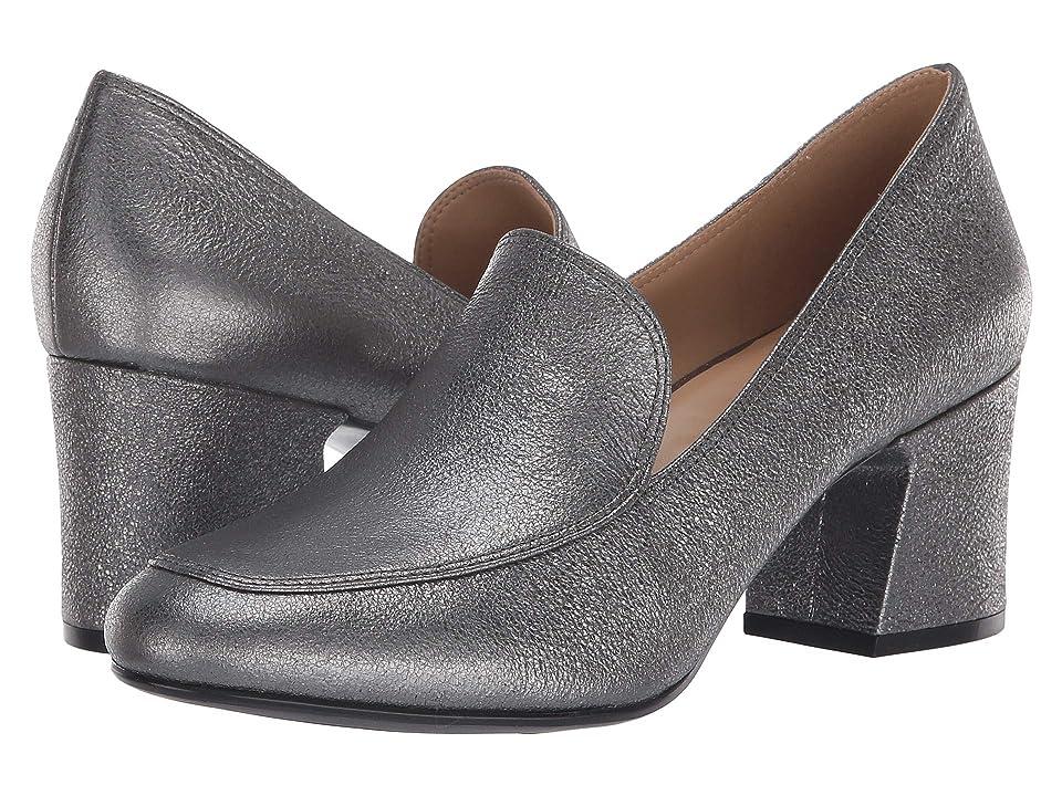 Naturalizer Dany (Pewter Sparkle Metallic Leather) Women