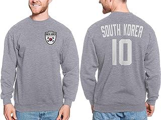 HAASE UNLIMITED South Korea Soccer Jersey - Korean Unisex Crewneck Sweatshirt