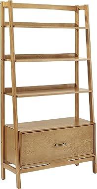 Crosley Furniture Landon Large Etagere Bookcase - Acorn