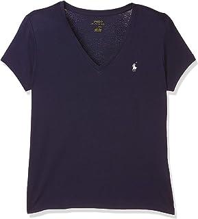 Polo Ralph Lauren-211682523019-Women-Tops-Navy-L