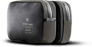Heimplanet Original   Motion Dopp Kit - Hanging Toiletry Bag   Pvc-Free Travel Wash Bag