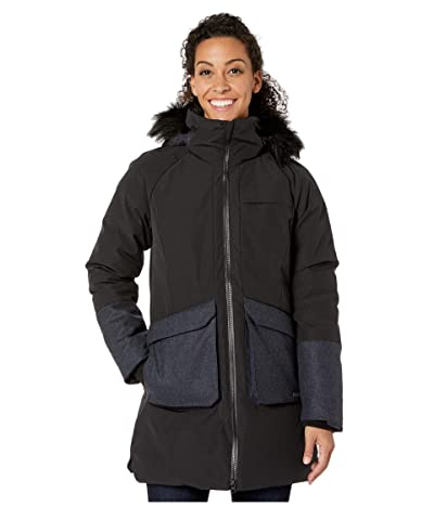 Marmot Jules Jacket (Black/Black Heather) Women