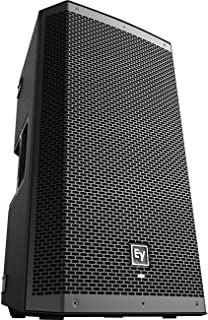 Electro Voice ZLX-12P 12-inch Two-way Powered Loudspeaker Bundle with Polishing Cloth